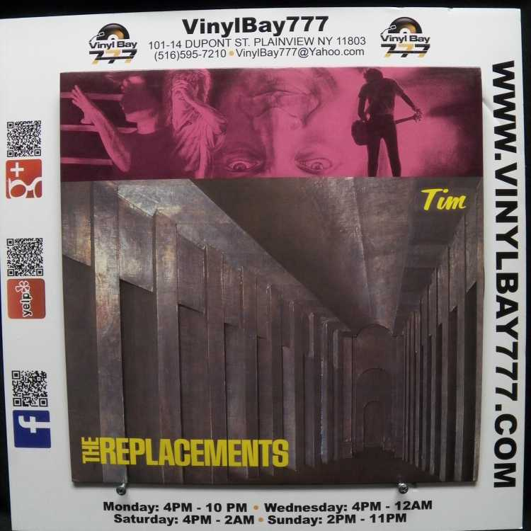 Used 12 Quot Lp M The Replacements Tim 1985 Sire Records