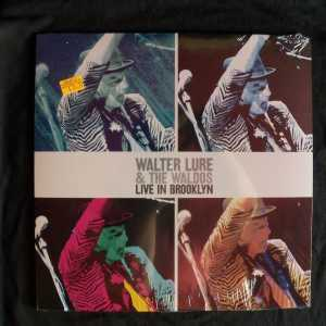 Walter Lure and the Waldos Live In Brooklyn RSD LP 1