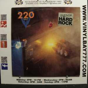 220 Volt ST Used VG++ Import LP 1