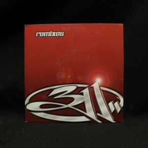 311 Remixes M- Used Promo 7in 1