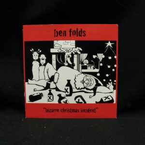 Ben Folds Bizarre Christmas Incident Used M- 7in 1