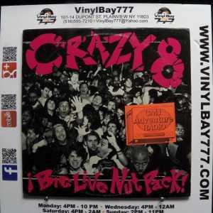 Crazy 8 Big Live Nut Pack Used VG++ LP 1