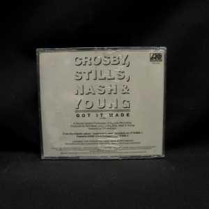 Crosby, Stills, Nash & Young Got It Made CD Single 2