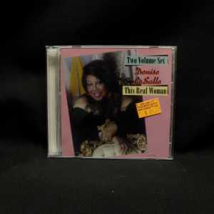 Denise LaSalle This Real Woman Two Vol. Set Used CD 1