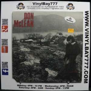 Don McLean ST LP 1