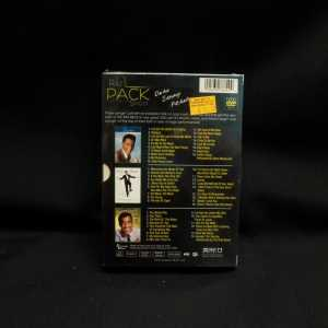 Frank Sinatra Dean Martin Sammy Davis Jr. Rat Pack Sings 3 DVD Set 2
