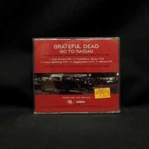 Grateful Dead Go To Nassau Album Sampler Used Promo CD 2