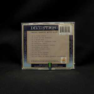 Ian Anderson Divinities Twelve Dances With God CD 2