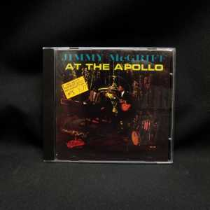 Jimmy McGriff At The Apollo Used CD 1
