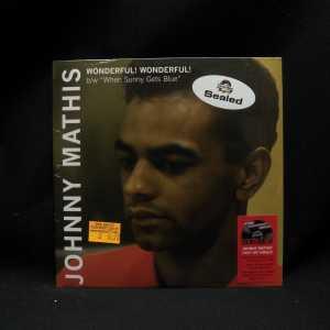 Johnny Mathis Wonderful Wonderful 7in Single RSD 1