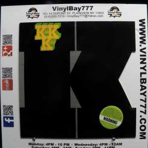 Klark Kent Music Madness from the Kinetic Kid Used M- LP 1