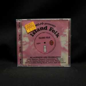 Mojo Presents Island Folk Promo CD 1