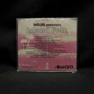 Mojo Presents Island Folk Promo CD 2