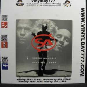 Skunk Anansie Selling Jesus Used M- 10in EP Import Colored Vinyl 1