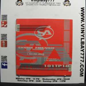 Skunk Anansie Selling Jesus Used M- 10in EP Import Colored Vinyl 2