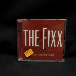 The Fixx The Twenty-Fifth Anniversary Anthology Used CD 1