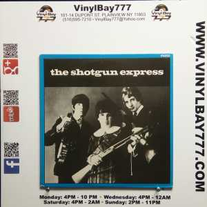 The Shotgun Express ST 10in Used M- EP 1