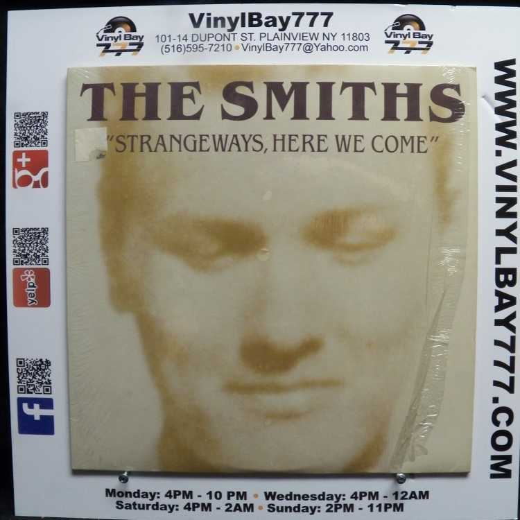 Used 12 Quot Lp Vg The Smiths Strangeways Here We Come 1987