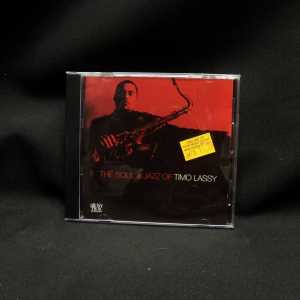 Timo Lassy The Soul & Jazz of Timo Lassy Used CD 1