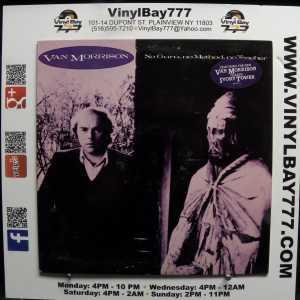 Van Morrison No Guru, No Method, No Teacher Used M- LP 1