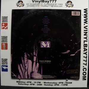 Van Morrison No Guru, No Method, No Teacher Used M- LP 2