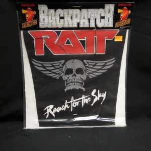 Ratt Back Patch