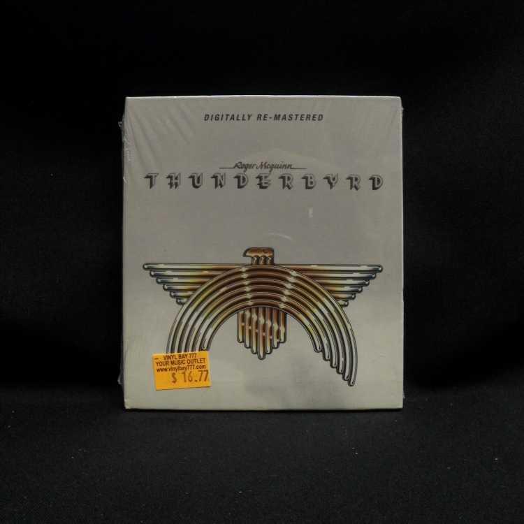 SEALED CD Roger McGuin...