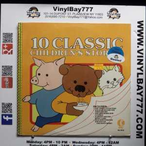 10 Classic Children's Stories LP 1