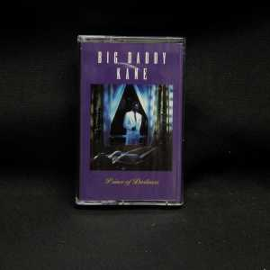 Big Daddy Kane Prince of Darkness Used Cassette 1