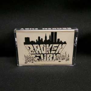 Broken Fury Demo Used Cassette 1
