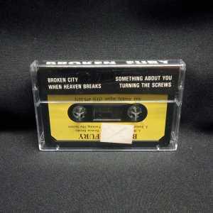Broken Fury Demo Used Cassette 2