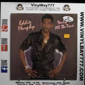Eddie Murphy Party All The Time 12in Single 1