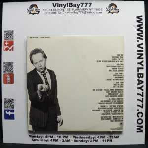 Joe Jackson Look Sharp! VG++ 10in with Inserts and Button 2