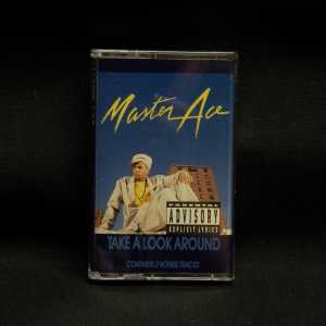 Master Ace Take A Look Around Used Cassette 1