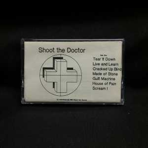 Shoot The Doctor 1988 Demo Used Cassette 1