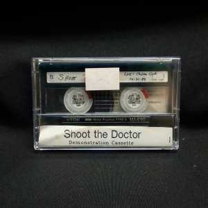 Shoot The Doctor 1988 Demo Used Cassette 2