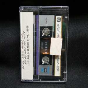 Wild Kingdom Demo Used Cassette 2