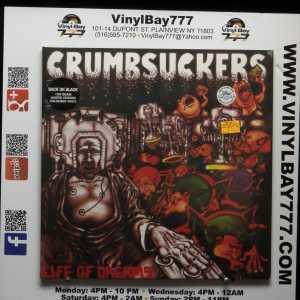 Crumbsuckers Life of Dreams LP 1