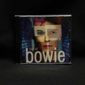 David Bowie Best of Bowie Used CD 1