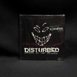 Disturbed Summer Of the Sickness Promo CD 1