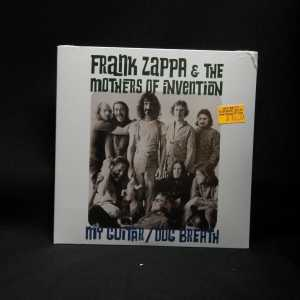 Frank Zappa & The Mothers Of Invention My Guitar-Dog Breath 7in Single 1