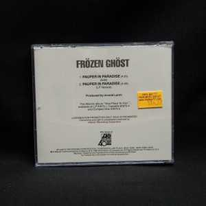 Frozen Ghost Pauper In Paradise Used Promo CD Single 2