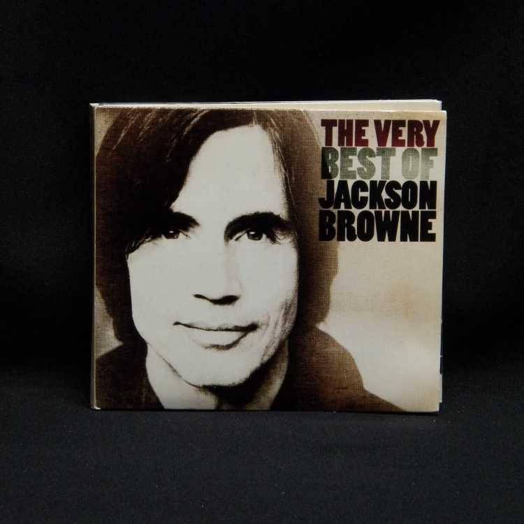 Used 2 Cd Set Jackson Browne The Very Best Of Jackson
