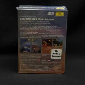 James Levine Richard Wagner Der Ring Des Nibelungen 7 DVD Box Set 2