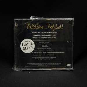 Phil Collins Profiled Promo CD 2