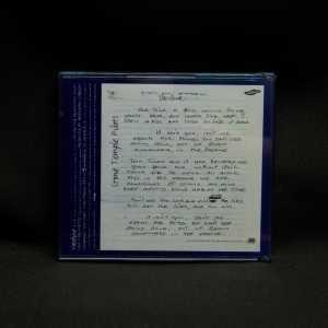 Stone Temple Pilots Vasoline CD Single Promo 2