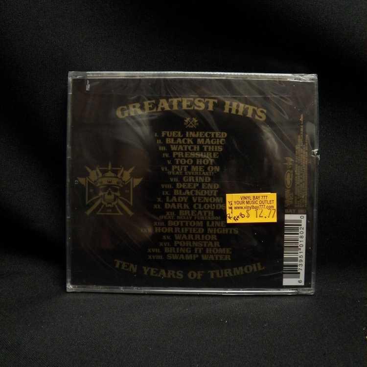 ... Swollen Members Greatest Hits Ten Years of Turmoil CD-DVD 2