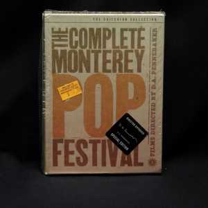 The Complete Monterey Pop Festival Used Special Edition 3 DVD Set 1