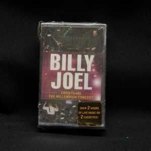 Billy Joel 2000 Yers The millennium Concert 2 Cassette Set 1