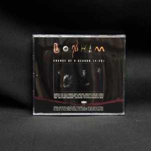 Bonham Change of a Season Used CD 2